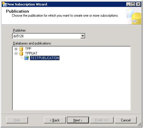 sqlserver replication